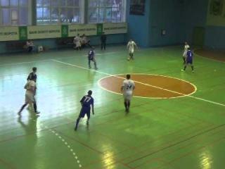 25 ФК Универ 13 тур ЭХО - Первая Банная -2 - 5:3