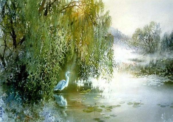 Нита Энгл  талантливая американская художница