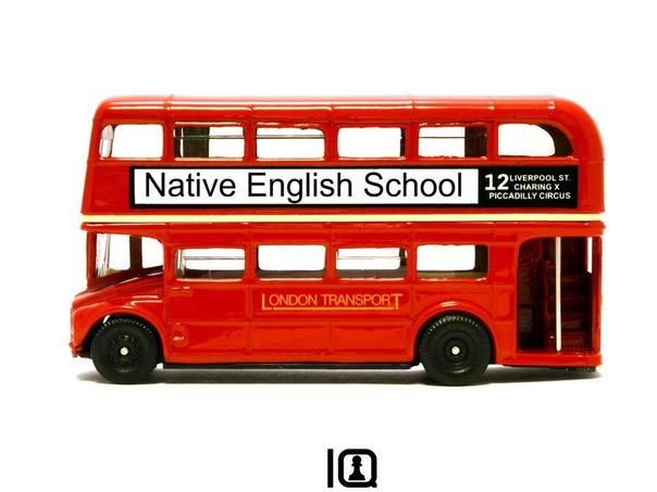 Автобус английский своими руками