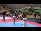 Чемпіонат України по карате,версія FSKA.Куміте,дівчата 7-8 років,7-4 кю.