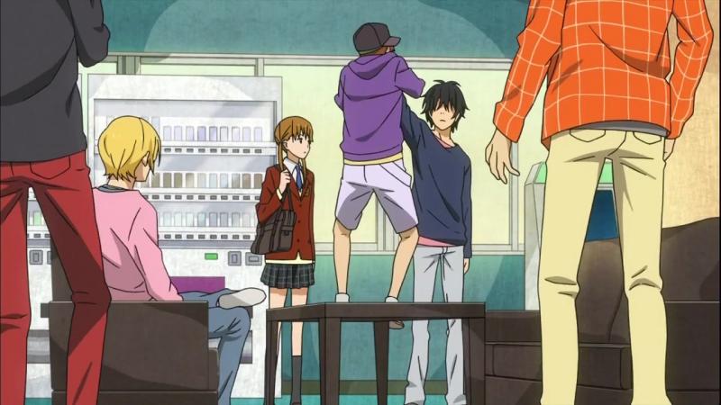 [Anime365] Мзсп (момент из аниме Tonari no Kaibutsu-kun)