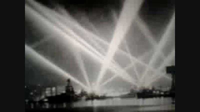 Fevrier 1942 La DCA américaine ouvre le feu sur une escadrille d' Ovnis