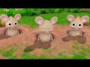 Little Bunny Foo Foo Nursery Rhymes By LittleBabyBum!