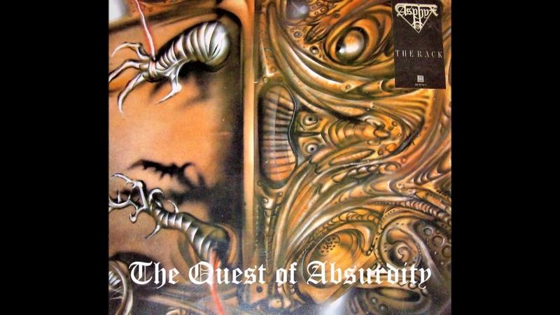 Asphyx- The Rack 1991 (FULL ALBUM) (VINYL RIP)