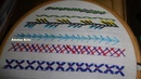 Hand Embroidery Beginners Basic Stitch by Amma Arts