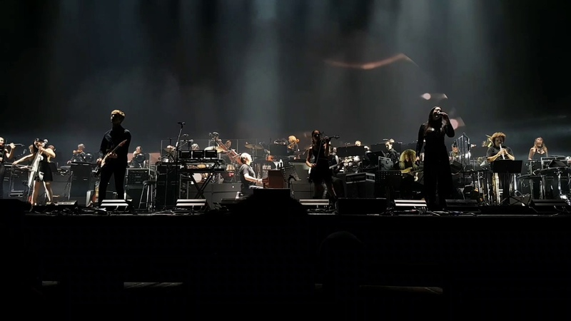 Hans Zimmer Live on Tour 2017 O2 Prague Inception