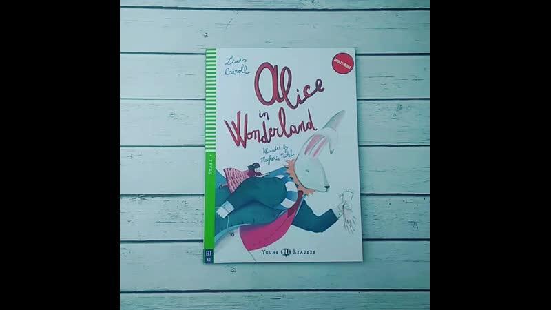 Alice in Wonderland ELI Publishing