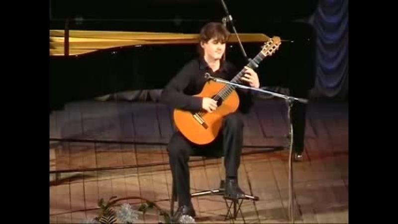 Александр Пономарчук.Д. Доуленд Две пьесы для лютни