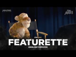 ENG   Фичуретка-интервью: «Кристофер Робин» / «Christopher Robin», 2018