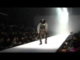 [Pre debut] Minho models for Ha Sang Baek Seoul Collection
