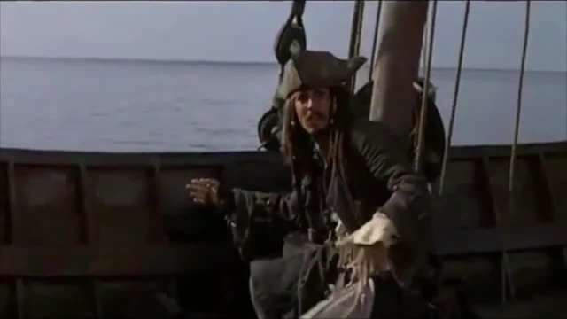 Hes a Pirate - Pirates of the Caribbean