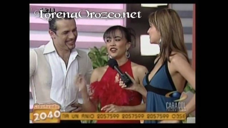 Lorena orozco dia a dia canal caracol