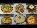 6 Простых Блюд из Кабачков на каждый день - Быстро, Вкусно и Полезно