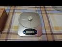 Обзор на Электронные кухонные весы SUPRA BSS - 4041
