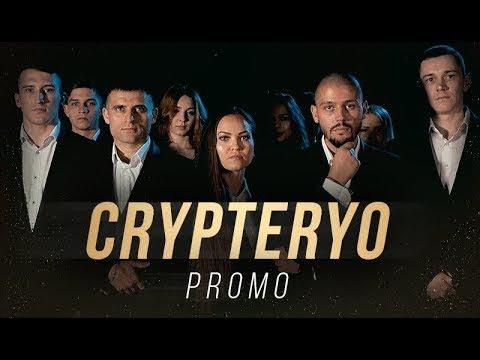 Crypteryo Invest Platform Promo