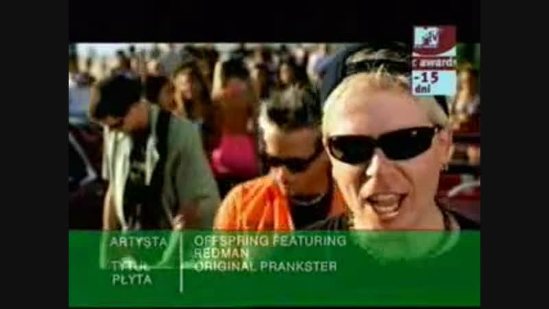 Offspring redman - original prankster mtv