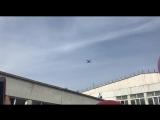 В Красноярске на 1 сентября в звонок звонил квадрокоптер
