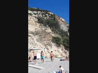 фиолент_яшмовый пляж