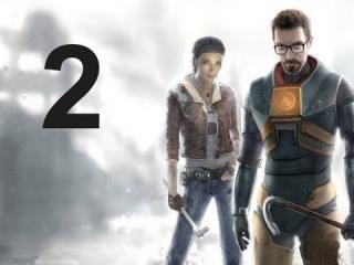 Half Life 2 прохождение. Часть 2 - По каналам