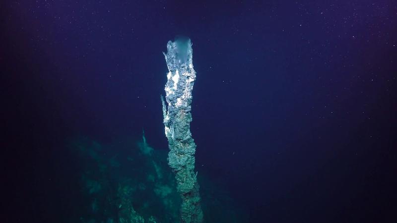 FK181031 - Pescadero Vent Diving ~ 4K ROV Dive Highlights