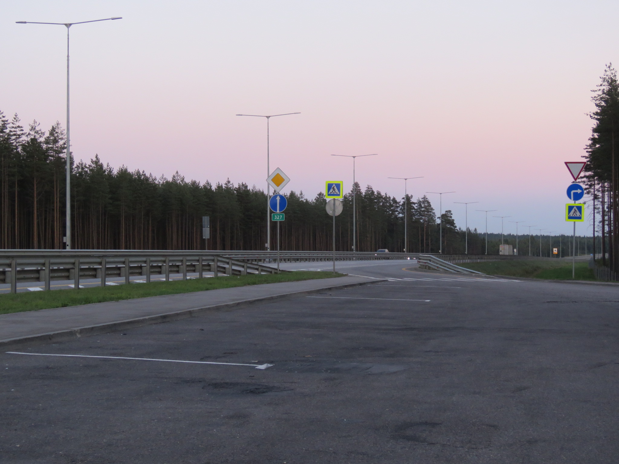 Первый русский автобан. Трасса М11 от Новгорода до Торжка