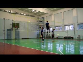 №3 максимальный вертикальный прыжок 110 см. vertical jump 45 inch
