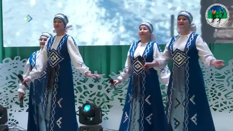Югыд Войяс на фестивале Василей 2019