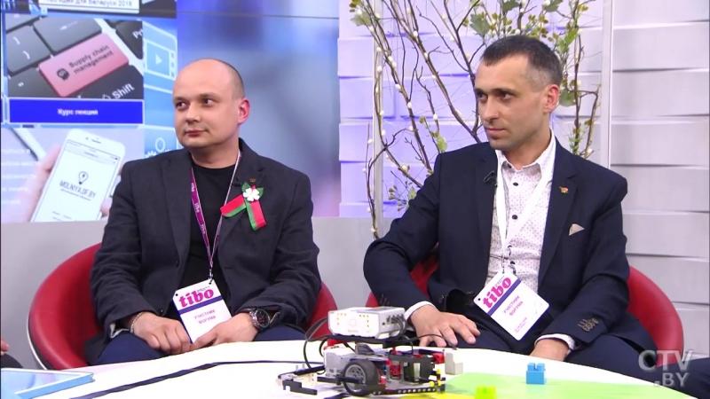 Дмитрий Ворохобко представил свой проект сайт для дистанционного обучения персонала предприятий и электронного тестирования Мо