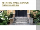 Landscaping London Ontario Contractors and Landscape Design with Backyard Water Features - brownsenterprises