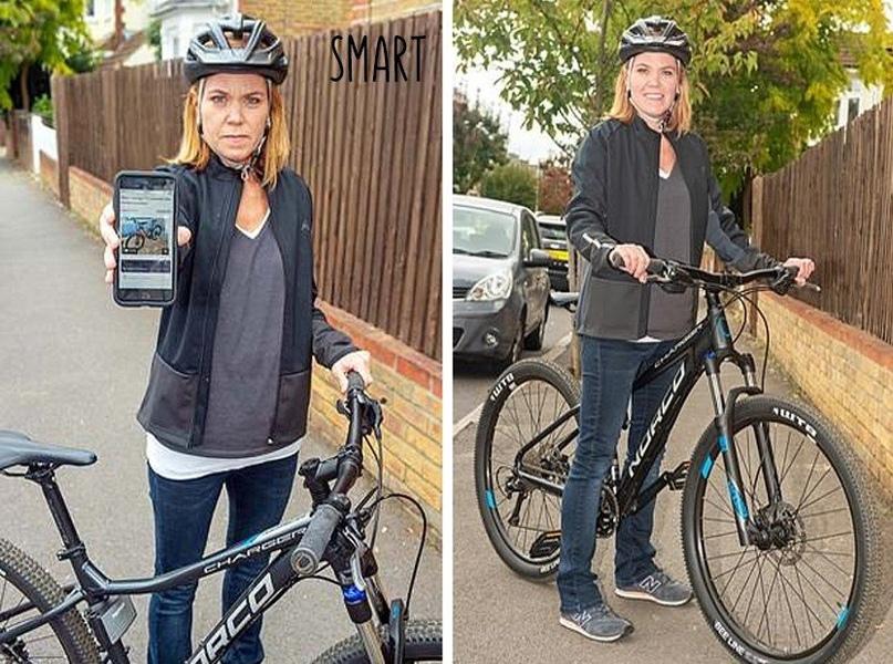 Как правильно угнать свой же велосипед.