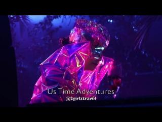 Björk DJ Set in Mana Wynwood club at Art Basel Miami (2017) - Bjork