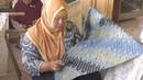 Традиционный индонезийский батик