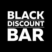 Логотип Black Discount Bar