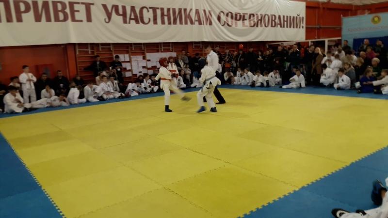 Егор 3-е место