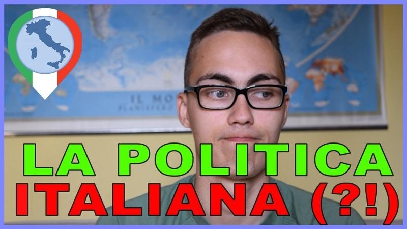 Ma che cosa succede nella politica italiana - Whats going on in Italian politics [ITA W TEXT]