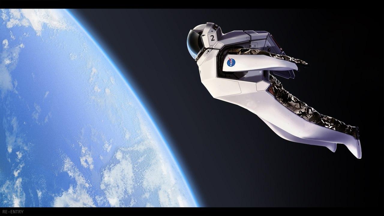 Уот. Проект НАСА, значит.