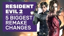 Mr X, Ada Wong's X-Ray Gun And 5 Best Resident Evil 2 Remake Changes