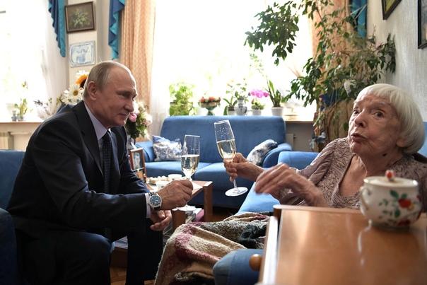 Накануне в Москве скончалась скандальная правозащитница Людмила Алексеева... Жизнь Людмилы Михайловны