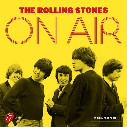 The Rolling Stones альбом On Air (Deluxe)