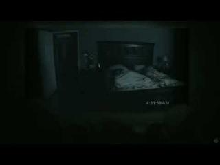 Паранормальное явление (2007) Русскмй трейлер фильма