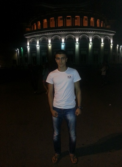 Vahe Gegamyan, 22 июля , Иркутск, id150127465