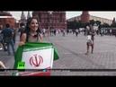 Пломбир матрёшки и никакой тёплой одежды иранская болельщица о России