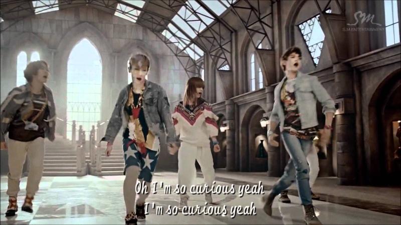 SHINee Note MV 日本語訳 ハングル カナルビ Sherlock