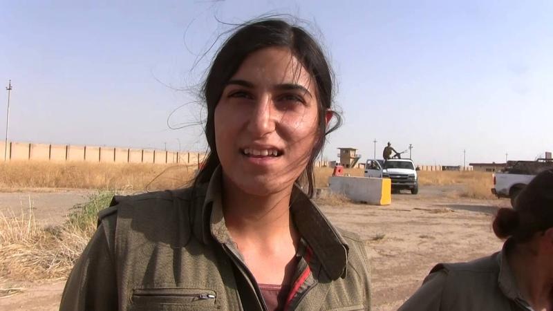 Иракский Курдистан: Пешмерга и РПК против ИГИЛ