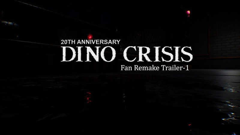 Dino Crisis Fan Made Proyect 2019 Trailer 1
