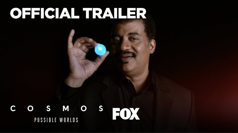 COSMOS POSSIBLE WORLDS | Official Trailer | FOX BROADCASTING