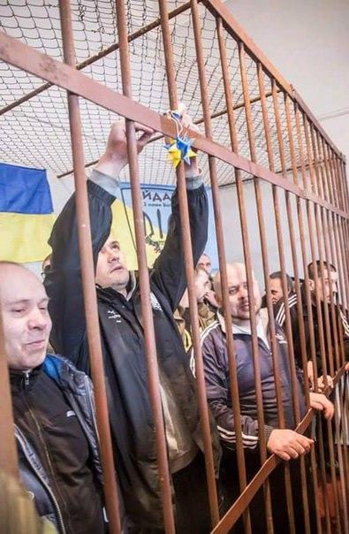 """Экс-командир львовского """"Беркута"""", причастный к избиению майдановцев, предстанет перед судом - Цензор.НЕТ 2103"""