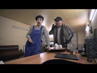 Сериал ГАРАЖ 4 серия Форсаж.