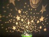 Светильник звёздное небо детский с движением GiftZone.md
