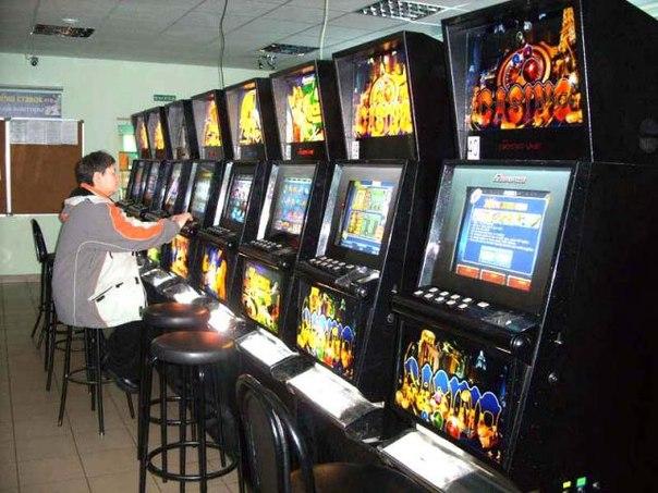 Игровые Автоматы Однорукий